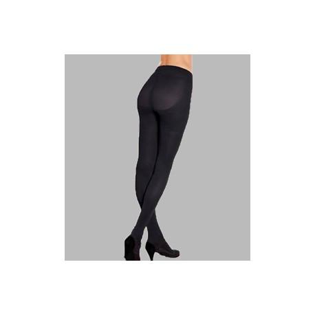 Shaping-Strumpfhose Blickdichte Biofir Schwarz Brazilian Legwear misbela