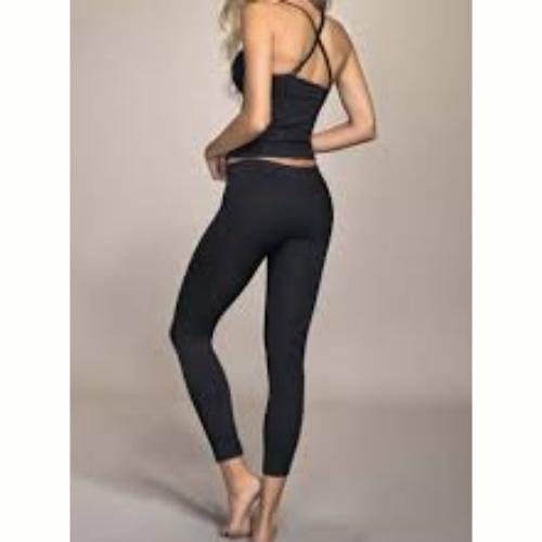 Shaping Leggings in schwarz hinten Bio Promise misbela brasilianische shapewear in wien online kaufen sport leggings misbela brazilian bikini shop