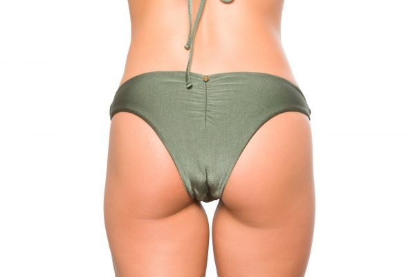 Sexy Brazilian Bikini Bikini Hose Brazilian Bikini Olive & Braun lybethras swimwear misbela brazilian bikini shop hinten